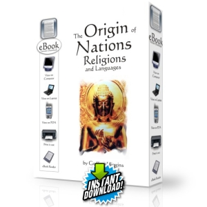 The Origin of Nations, Religions, and Languages