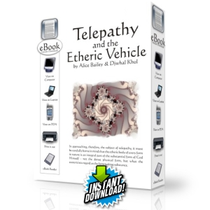 Telepathy and the Etheric Body